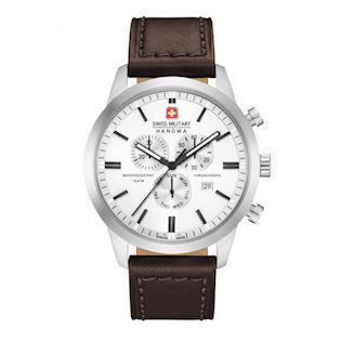 Swiss Military Hanowa model 6430804001 buy it at your Watch and Jewelery shop