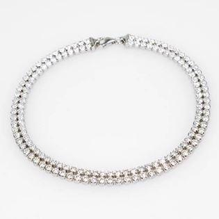 San - Link of joy Bracelet, model Tennis-25-AH