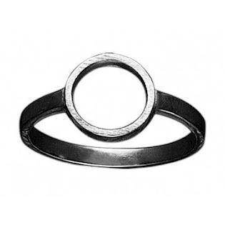 Zöl 33516600, Silver ring with a circle