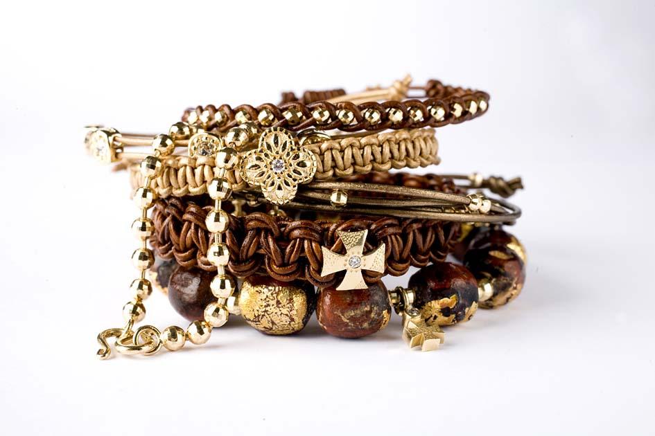 BeChristensen bracelets at guldsmykket.com