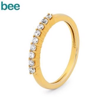 Bee Jewelry Ring, model 25567-CZ