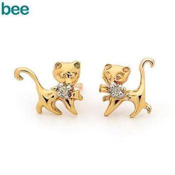 Bee Jewelry Earring, model 55446
