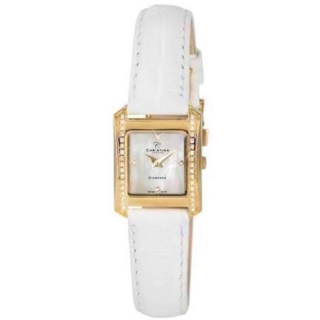 Christina Collection model 138GWW buy it at your Watch and Jewelery shop