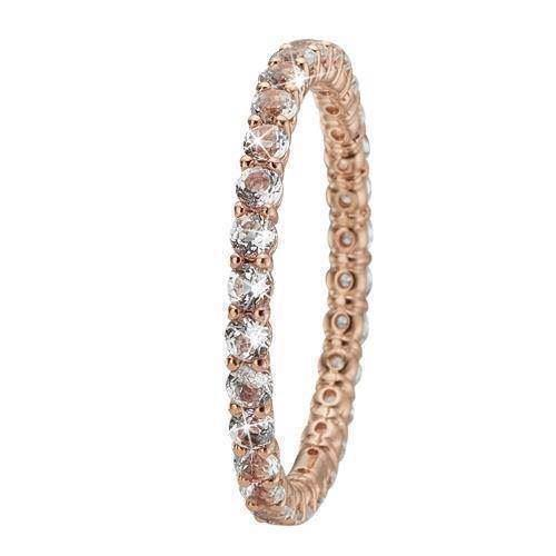 Christina Collect Rose golden charm Fingerrings, model 4.3.C-53
