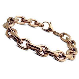 Steel bracelet bracelet from Christina Collect, 21 cm