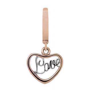 Christina Collect Love rose pendant