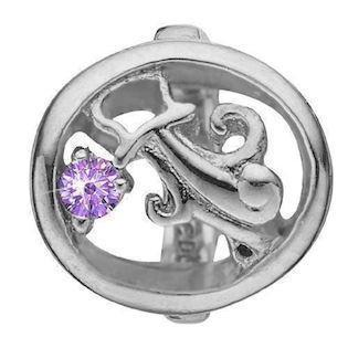 Christina Collect Silver charm, model 630-S67-1