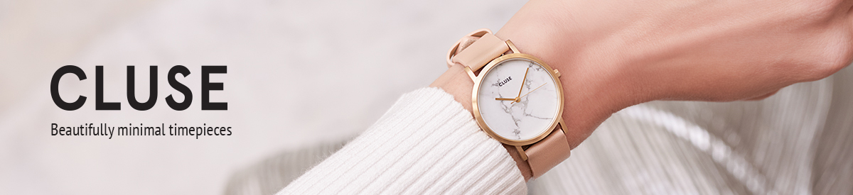 Cluse your new fashion watch - nice - cool and noticeable