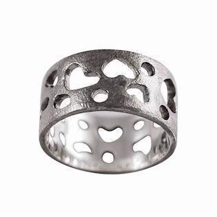 Blicherfuglsang sterling silver ring