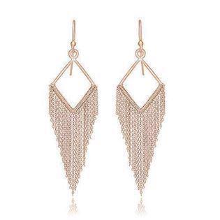 frk Lisberg Earring, model Amy4670-rosa