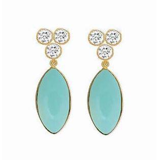 frk Lisberg Earring, model Julienne5335