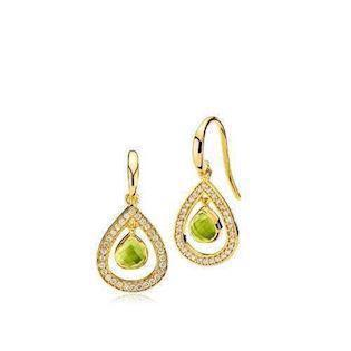 Buy Izabel Camille model A1445GS-Peridot hier at Guldsmykket.com