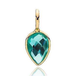 Izabel Camille Pendant, model A5211gs-greenQ