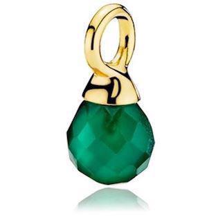 Buy Izabel Camille model A5224gs-greenonyx hier at Guldsmykket.com