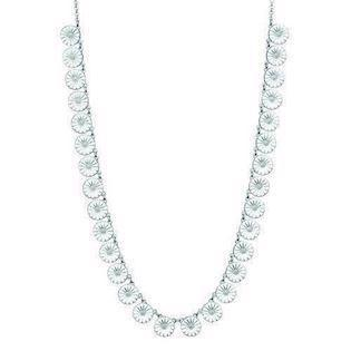 Lund Daisy Necklace, model 902011-30-H