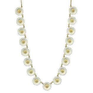 Lund Daisy Necklace, model 902018-17-M