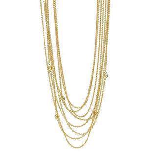 Lund Copenhagen Necklace, model 902021-M