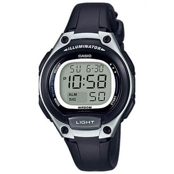 Casio model LW-203-1BVEF buy it at your Watch and Jewelery shop