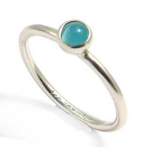 Spinning 8 ct fingerring